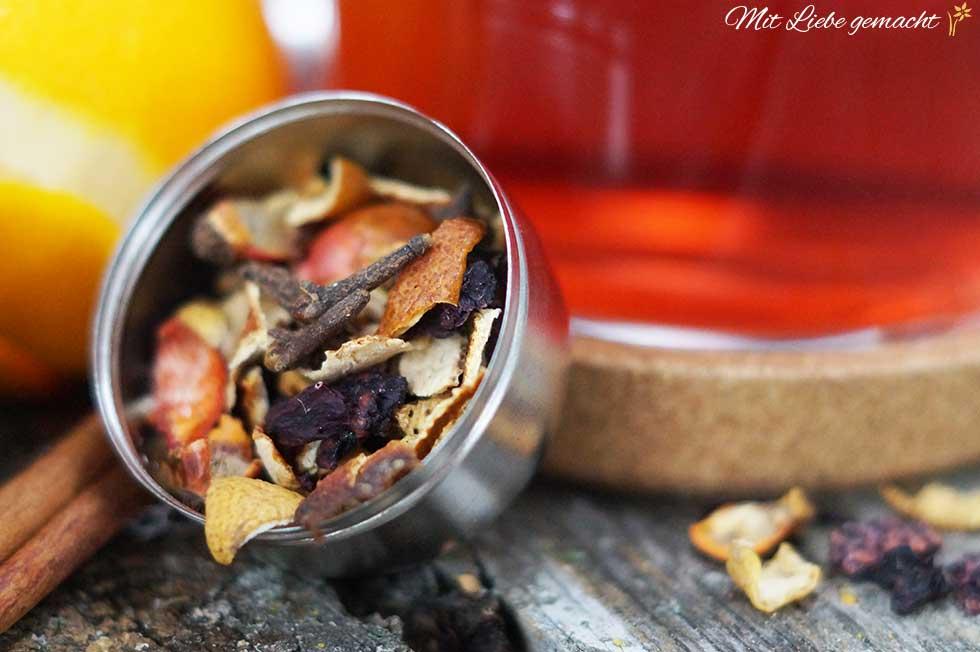 wärmender Tee mit tollem Geschmack