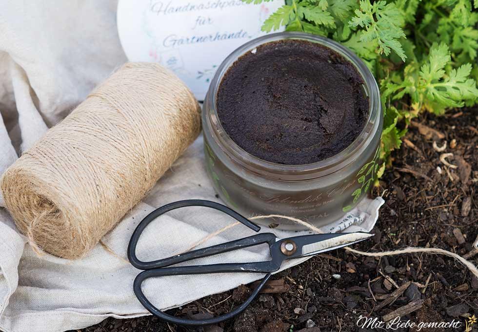 Pflege nach der Gartenarbeit