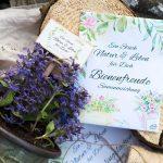 Ein Geschenk für Natur und Bienen
