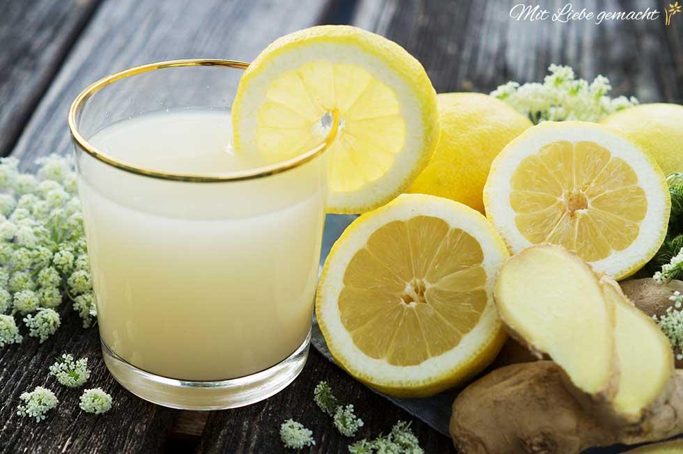 erfrischend sommerlich - Ginger Ale Cocktails
