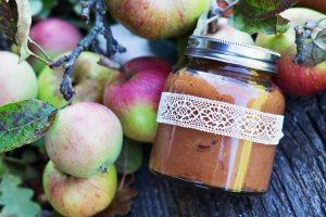 Apfelbutter selber machen