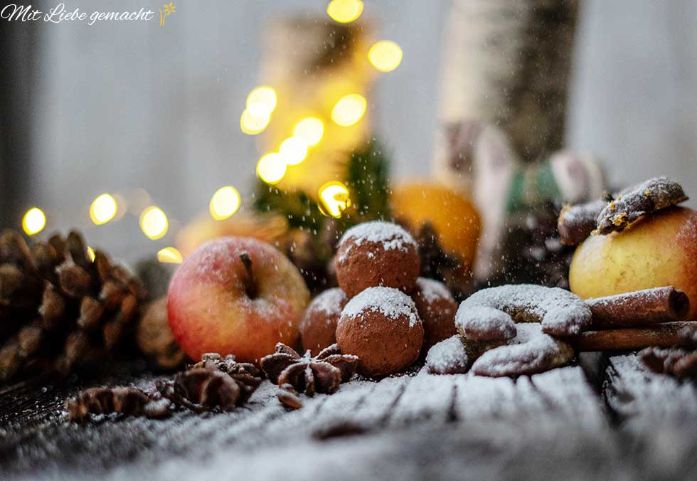 Weihnachtliche Trinkmoor Spezialitäten