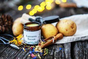 Kartoffelbalsam selber machen