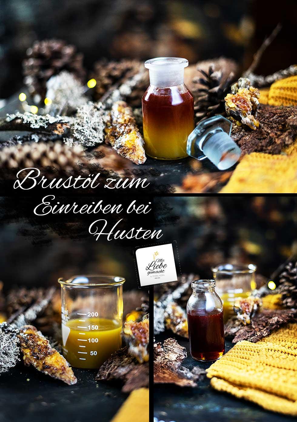wärmendes Brustöl bei Husten und Erkältung