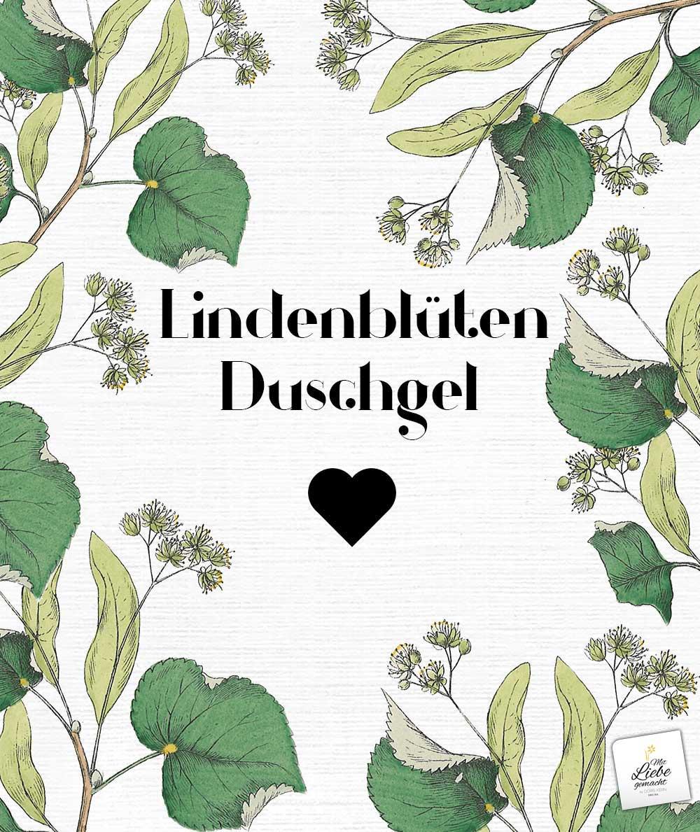 Lindenblüten-Duschgel