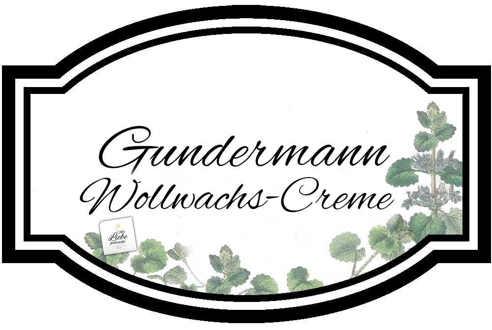 Gundermann Creme