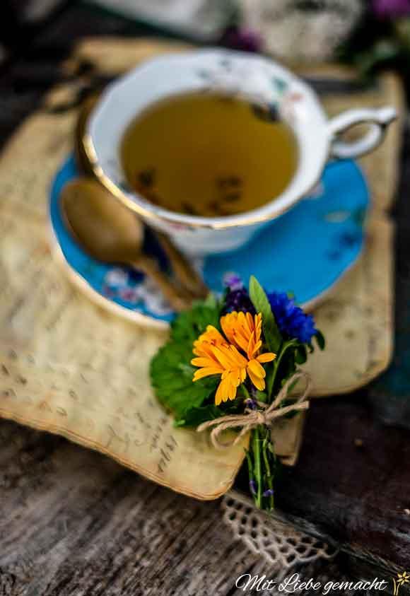 Teesträußchen für jede Lebenslage