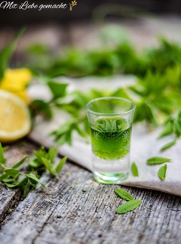 vielseitig verwendbar – Liqueur-de-Vervein