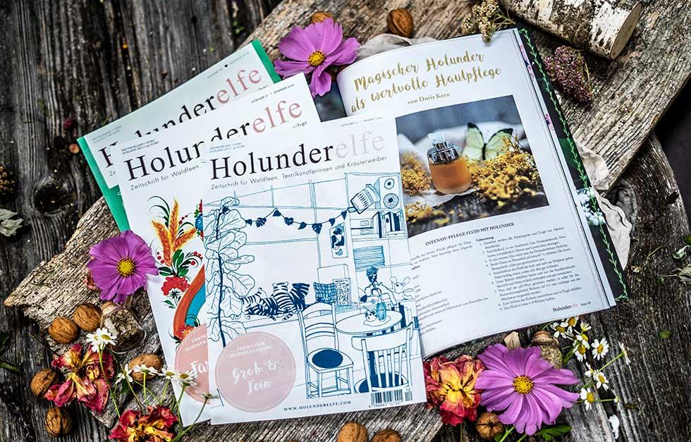 Holunderelfe Ein Magazin Fur Kreative Naturverbunde Menschen