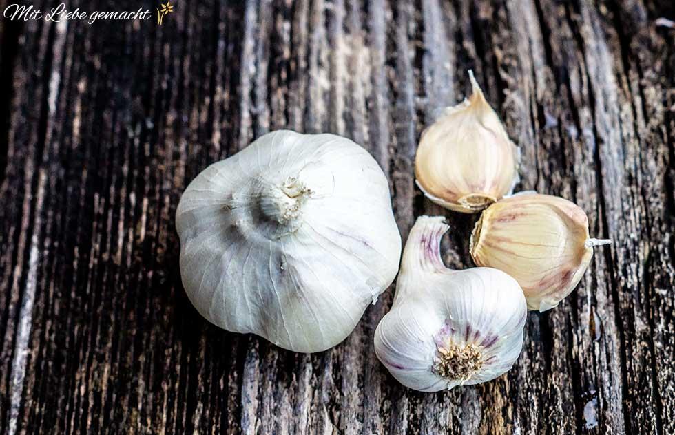 Knoblauch – würziges Hausmittel