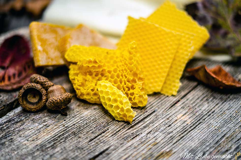 Bienenwachs in Bio Qualität