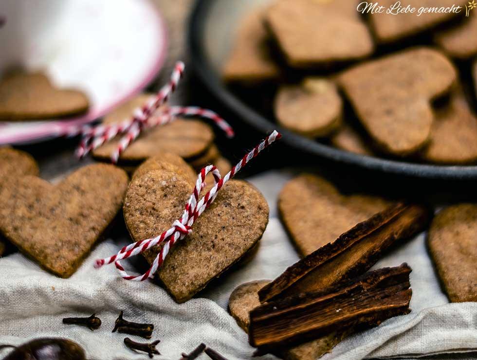 besondere Kekse als Medizin