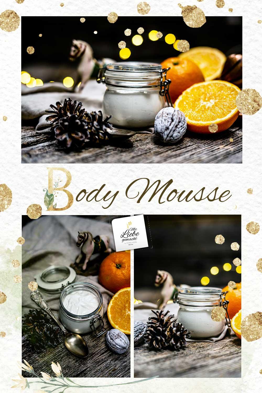 feine Body Mousse