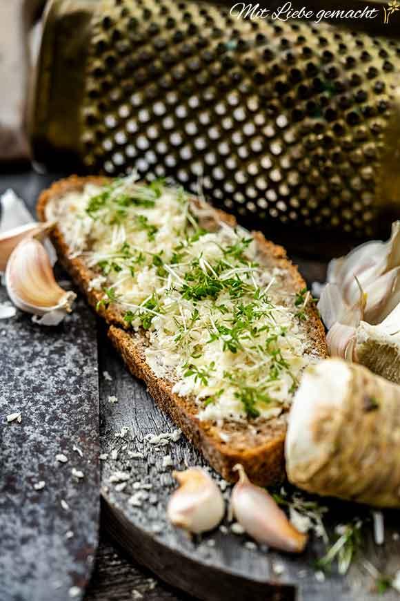 gesundes Kren Brot