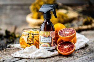 Orangenreiniger selber machen