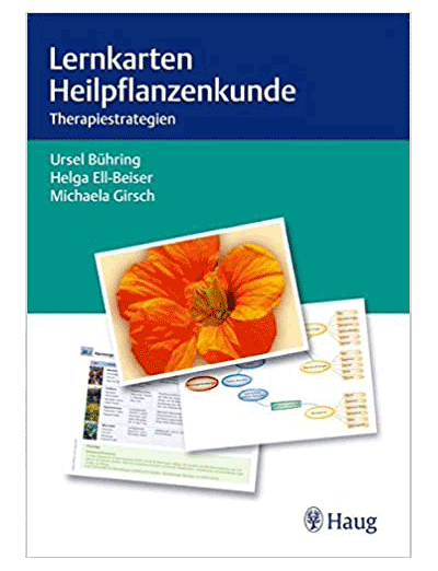 Lernkarten Heilpflanzenkunde