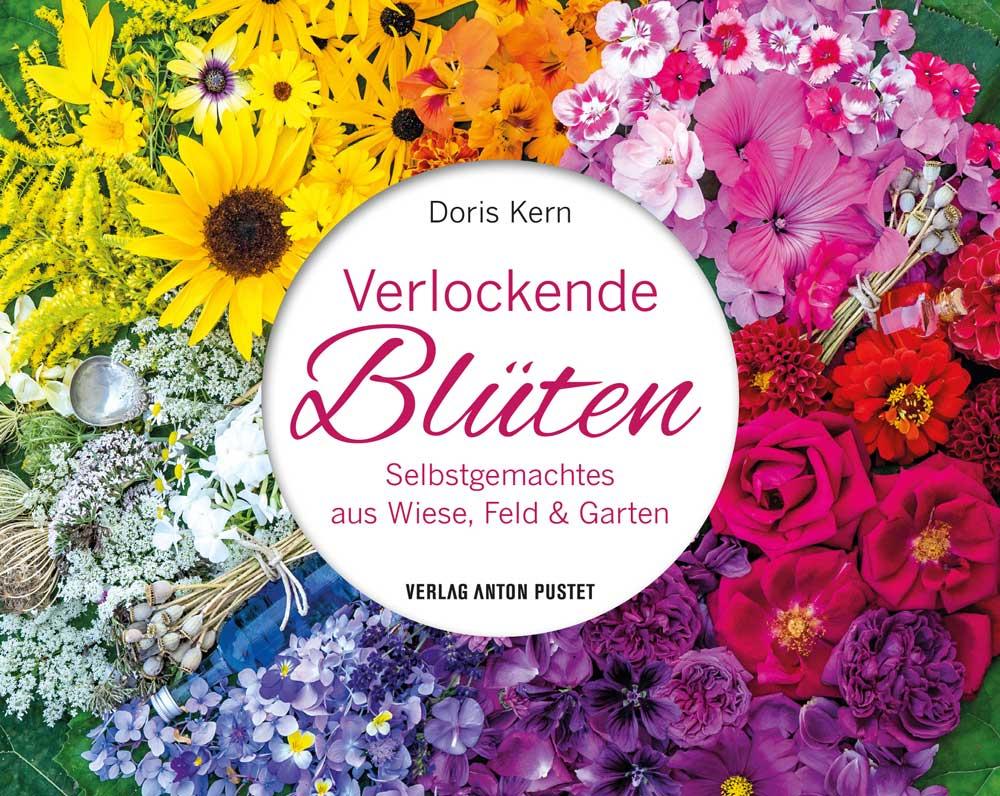 Verlockende Blüten – mein neues Buch