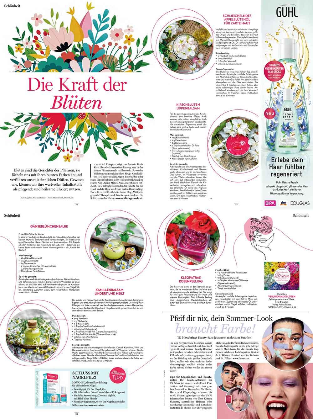 Verlockende Blüten – die Niederösterreicherin